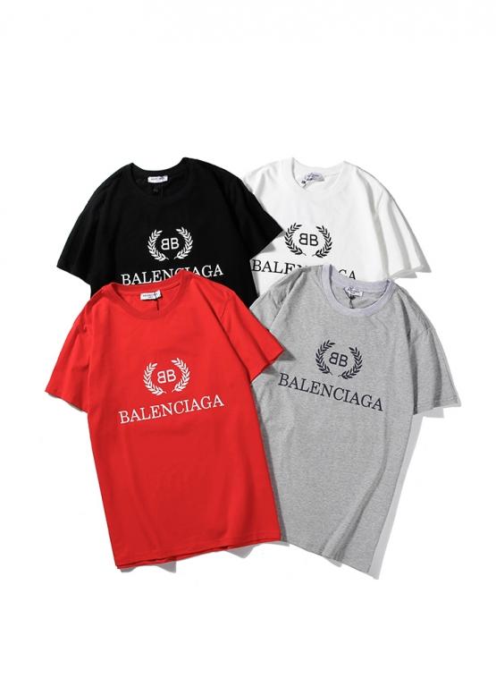 Купить чёрную футболку Balenciaga в Киеве с доставкой по Украине