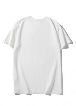 Белая футболка Balenciaga - FB1118