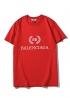 Красная футболка Balenciaga - FB1119