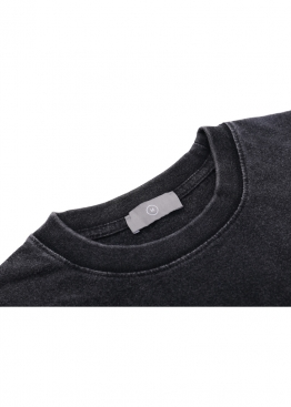 Чёрная футболка ACW - FB1123
