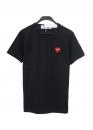 Купить чёрную футболку Comme des Garcons в Киеве с доставкой по Украине