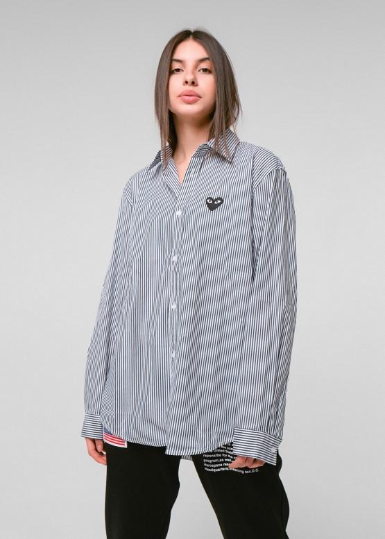 Купить рубашку Comme des Garcons в Киеве с доставкой по Украине