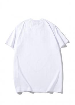 Белая футболка Comme des Garcons - FC1115