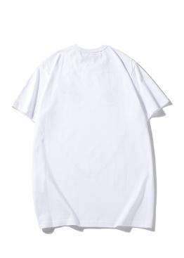 Белая футболка Comme des Garcons - FC1116