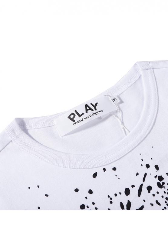 Купить белую футболку Comme des Garcons в Киеве с доставкой по Украине