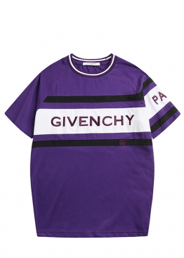 Фиолетовая футболка Givenchy - FE1112