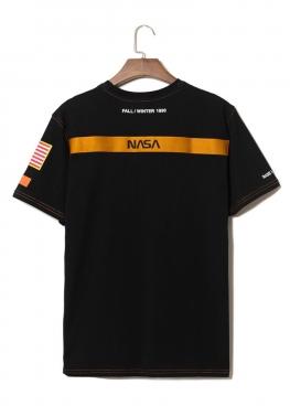 Чёрная футболка NASA x Heron Preston - FI1111