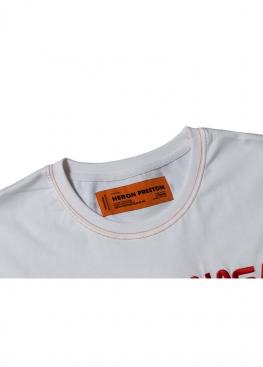 Белая футболка NASA x Heron Preston - FI1112