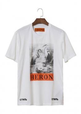 Белая футболка Preston Стиль - FI1113