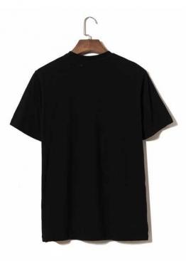 Чёрная футболка Heron Preston - FI1114