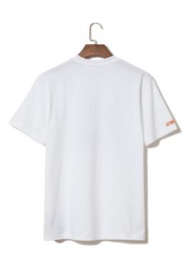 Белая футболка Heron Preston - FI1116