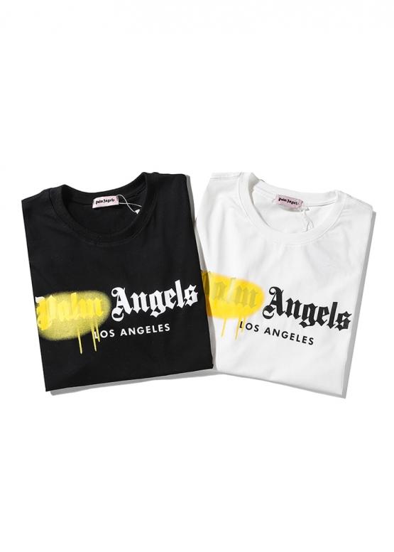 Купить чёрную футболку Palm Angels в Киеве с доставкой по Украине