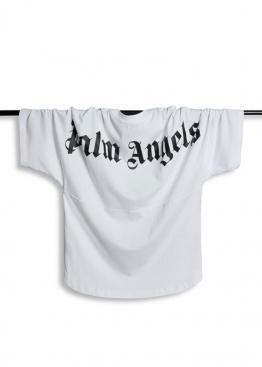 Белая футболка Palm Angels - FM1113