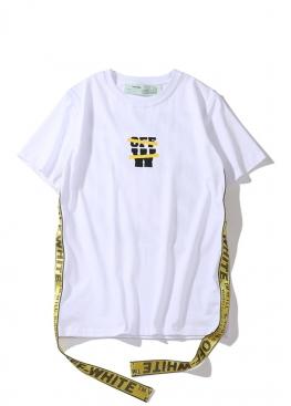 Белая футболка Off-white - FO1112