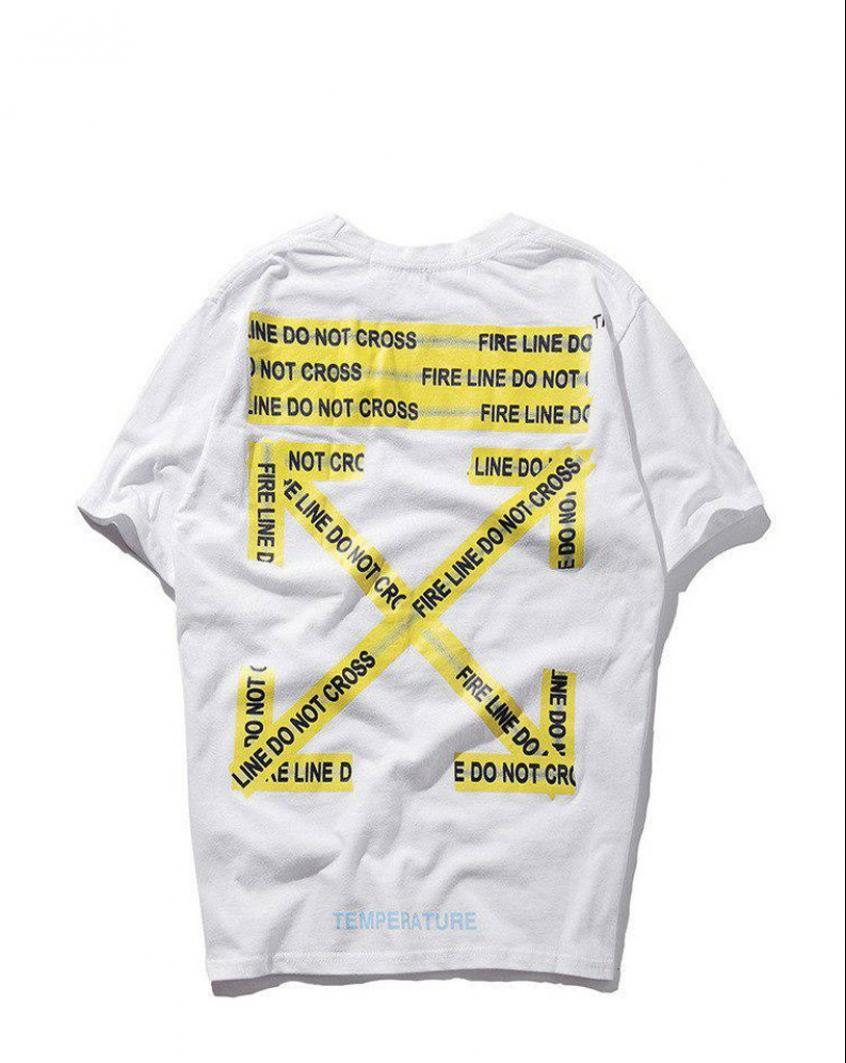 d405121a Белая футболка Off-white - FO1131 купить в Киеве с доставкой по Украине