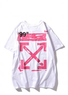 Белая футболка Off-white - FO1132