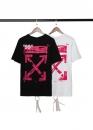 Купить чёрную футболку Off-white Impessionism в Киеве с доставкой по Украине