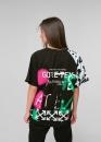 Купить чёрную футболку Off-white Goretex в Киеве с доставкой по Украине