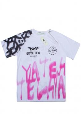 Белая футболка Off-white - FO1139