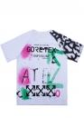 Купить белую футболку Off-white x Goretex в Киеве с доставкой по Украине