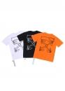 Купить оранжевую футболку Off-white в Киеве с доставкой по Украине
