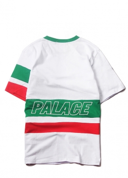 Белая футболка Palace - FP1113