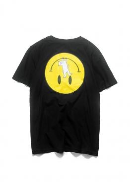 Чёрная футболка Rip n Dip - FR1111