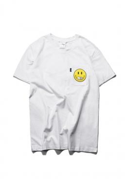 Белая футболка Rip n Dip - FR1112