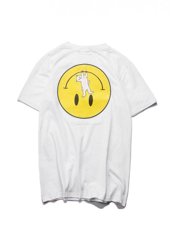 Купить белую футболку Rip n Dip в Киеве с доставкой по Украине
