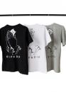 Купить чёрную футболку Rip n Dip с котом в кармане в хайповом магазине уличной одежды в Киеве с доставкой по Украине