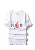 Белая футболка Supreme x Jordan - FS1117