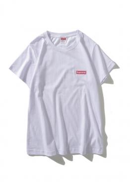 Белая футболка Supreme - FS1124