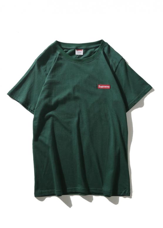 Купить зелёную футболку Supreme в Киеве с доставкой по Украине