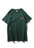 Зелёная футболка Supreme - FS1125