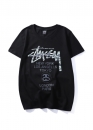 Купить чёрную футболку Stussy купить в Киеве с доставкой по Украине