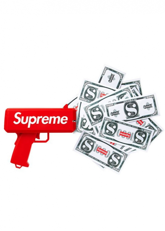 Купить пистолет для денег Supreme в Киеве с доставкой по Украине