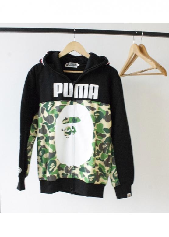 Худи Bape x Puma купить в Киеве с доставкой по Украине