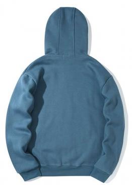 Синий худи C. P. Company - HM1113