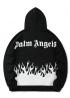 Чёрный худи Palm Angels - HM1114