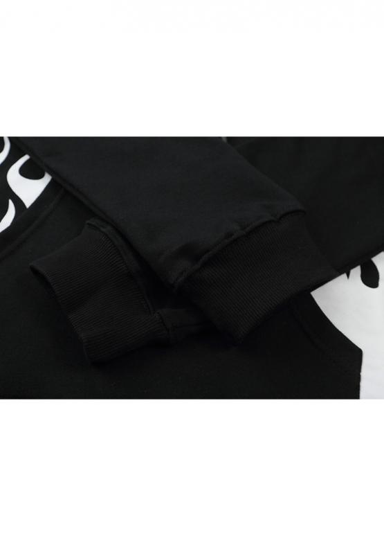 Купить чёрный худи Palm Angels в Киеве с доставкой по Украине