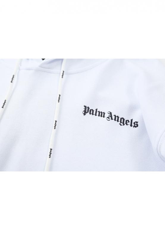Купить белый худи Palm Angels в Киеве с доставкой по Украине