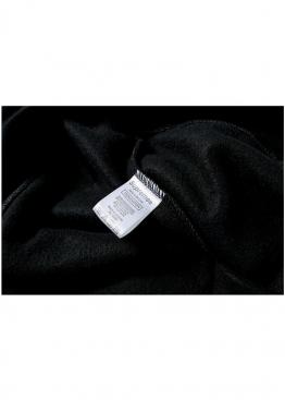 Чёрный худи Supreme Box Logo - HS1120