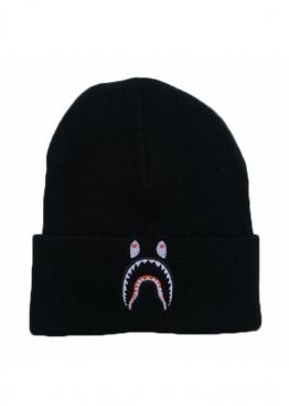 Чёрная шапка Bape - IA1111