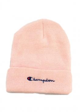 Розовая шапка Champion - IH1114