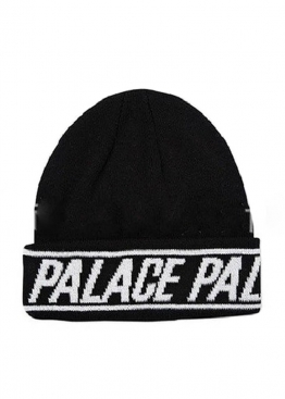 Чёрная шапка Palace - IP1111