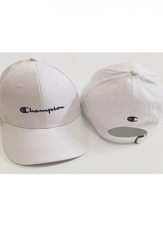 Белая кепка Champion купить в Киеве с доставкой по Украине