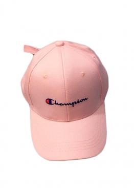 Розовая кепка Champion - KH1113