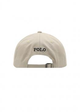 Бежевая кепка Polo Ralph Lauren - KL1113