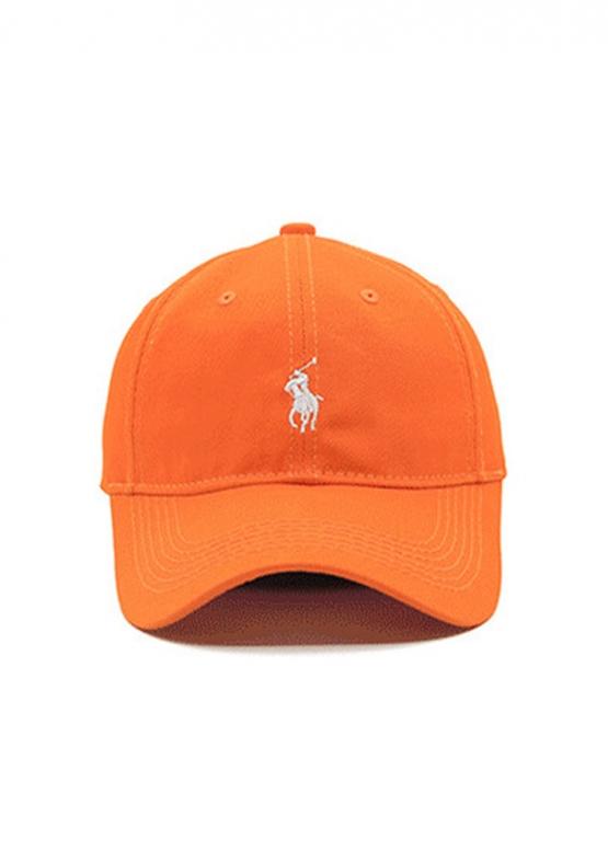 Купить оранжевую кепку бейсболку Polo Ralph Lauren в Киеве с доставкой по Украине