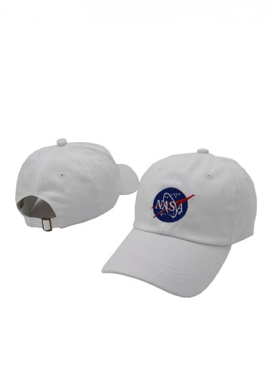 Купить белую кепку NASA в Киеве с доставкой по Украине